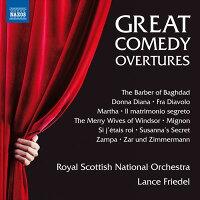 偉大なる喜劇のための序曲集(CD)