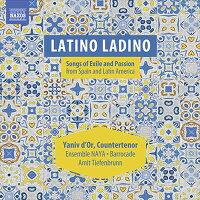 LATINOLADINO‐スペインとラテン・アメリカからの流浪と情熱の歌
