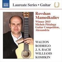 期待の新進演奏家シリーズ/ロヴシャン・マメドクリエフギター・リサイタル