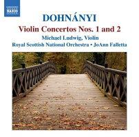 ドホナーニ:ヴァイオリン協奏曲集