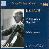 J.S. バッハ:6つの無伴奏チェロ組曲(カザルス)(1927-1939)
