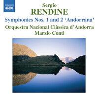 レンディーネ:交響曲第1番・第2番