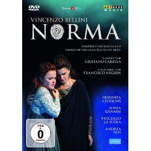 ベッリーニ:歌劇「ノルマ」 [DVD]