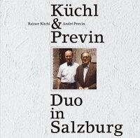 キュッヒル&プレヴィンデュオ・イン・ザルツブルク