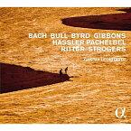クラヴィオルガヌムによる、17・18世紀、ドイツとイギリスの鍵盤楽曲:イタリア音楽の遺産 (グスタフ・レオンハルト)