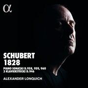 シューベルト1828年 シューベルト: 最期の年のピアノ作品集