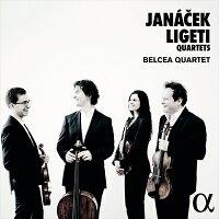 ヤナーチェク、リゲティ:弦楽四重奏曲