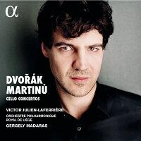 ドヴォルザーク:チェロ協奏曲/ヴィクトル・ジュリアン=ラフェリエール