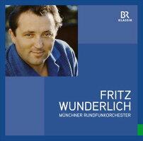 フリッツ・ヴンダーリヒ:オペレッタを歌う[LP]