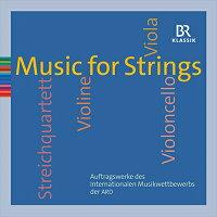 弦楽のための音楽ミュンヘン国際音楽コンクール課題曲集