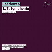 ベートーヴェン:交響曲第1番&第5番