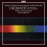 CROMATICA-theartofmovingsouls半音階のハープシコード作品集