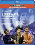 ドニゼッティ: 歌劇《サールダムの市長》