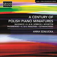 ポーランドピアノ小品の100年