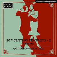 20世紀のフォックストロット集第2集ドイツ