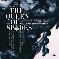 チャイコフスキー:スペードの女王[3枚組]