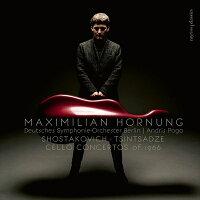 ショスタコーヴィチ&ツィンツァーゼ:チェロ協奏曲
