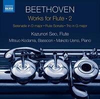 ベートーヴェン:フルートのための作品集第2集