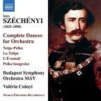 セーチェーニ:管弦楽のための舞曲全集