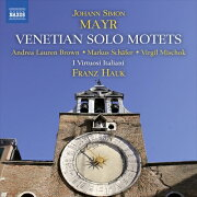 マイール: ヴェネツィアの独唱モテット集
