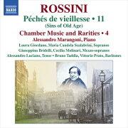ロッシーニ: 〈老いのいたずら 第11集〉 ピアノ作品全集-室内楽...