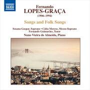 ロペス=グラサ: 歌と民謡集