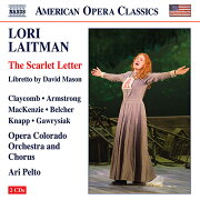 レイトマン: 歌劇《スカーレット・レター》
