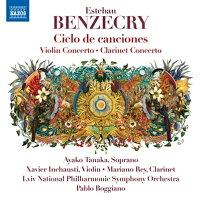 エステバン・ベンセクリ(1970-):Ciclodecancionesコロラトゥーラ・ソプラノとオーケストラのための連作歌曲他
