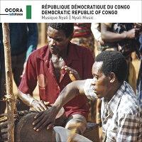 コンゴ民主共和国ニャリ族の音楽