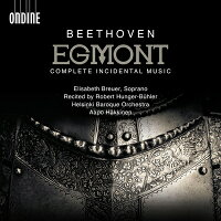 ベートーヴェン:劇音楽「エグモント」Op.84
