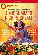 シェイクスピア 「真夏の夜の夢」 シェイクスピア・グローブ座