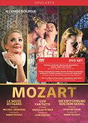 グラインドボーン・オペラ  モーツァルトボックス[DVD 5枚組B...