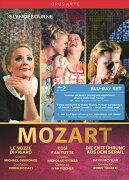 グラインドボーン・オペラ  モーツァルトボックス[Blu-ray ...