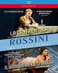 ロッシーニ:チェネレントラ、セビリアの理髪師[Blu-ray Disc 2枚組]