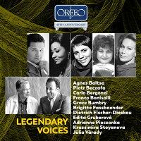 『伝説の歌手たち』ORFEOレーベル40周年記念
