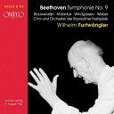ベートーヴェン:交響曲第9番「合唱付き」(バイロイト祝祭合唱団&管弦楽団/フルトヴェングラー)1954年