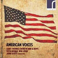 アメリカの合唱作品集
