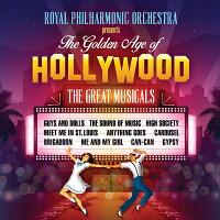TheGoldenAgeofHollywoodClassicsハリウッドクラシック音楽の黄金時代偉大なるミュージカル集