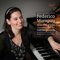 モンポウ:ピアノ曲選集第2集