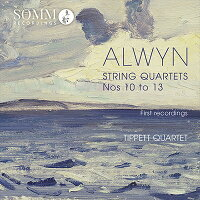 オルウィン:弦楽四重奏曲第10番-第13番