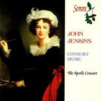ジェンキンス(1592-1678):コンソート・ミュージック