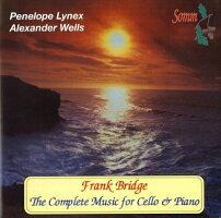 ブリッジ(1879-1941):チェロとピアノのための作品全集