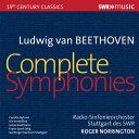 ベートーヴェン:交響曲全集ロジャー・ノリントン