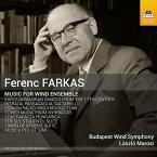 ファルカシュ:管楽アンサンブルのための作品集