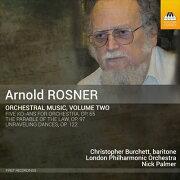 ロスナー: 〈管弦楽作品集 第2集〉 管弦楽のための5つの「ko-...