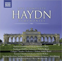 【送料無料】 F.J.ハイドン:交響曲全集(CD34枚組)
