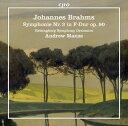ブラームス:交響曲 第3番 へ長調 Op.90 [LP]