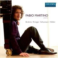 ファビオ・マルティーノ:ピアノ・リサイタル