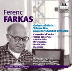 フェレンツ・ファルカシュ:管弦楽作品集 第1集 室内オーケストラのための音楽