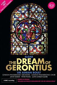 エルガー:オラトリオ「ゲロンティアスの夢」Op.38[[DVD2枚組]]